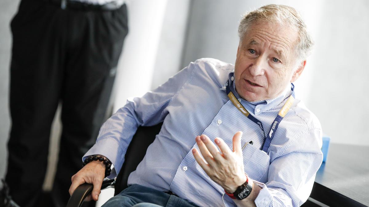 Jean Todt hat sich im Formel-1-Zwist zu Wort gemeldet