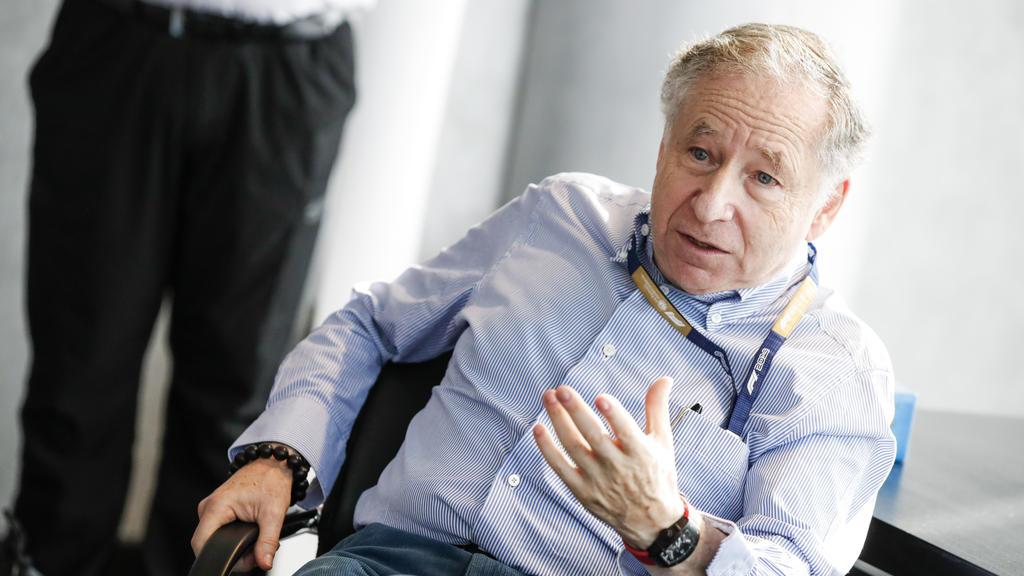 Für FIA-Präsident Jean Todt ist Jammerei in der Formel 1 nicht angebracht