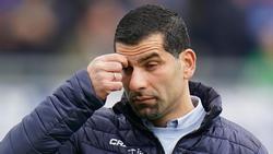 Bleibt in jedem Falle nur bis zum Sommer Trainer von Darmstadt 98: Dimitrios Grammozis