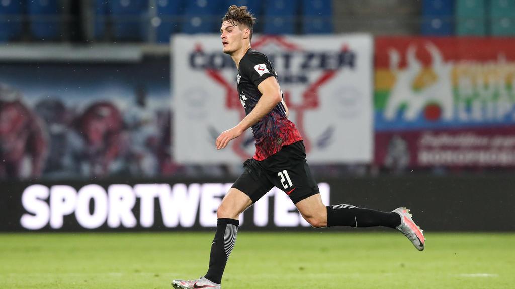 Wird RB Leipzig verlassen: Patrik Schick