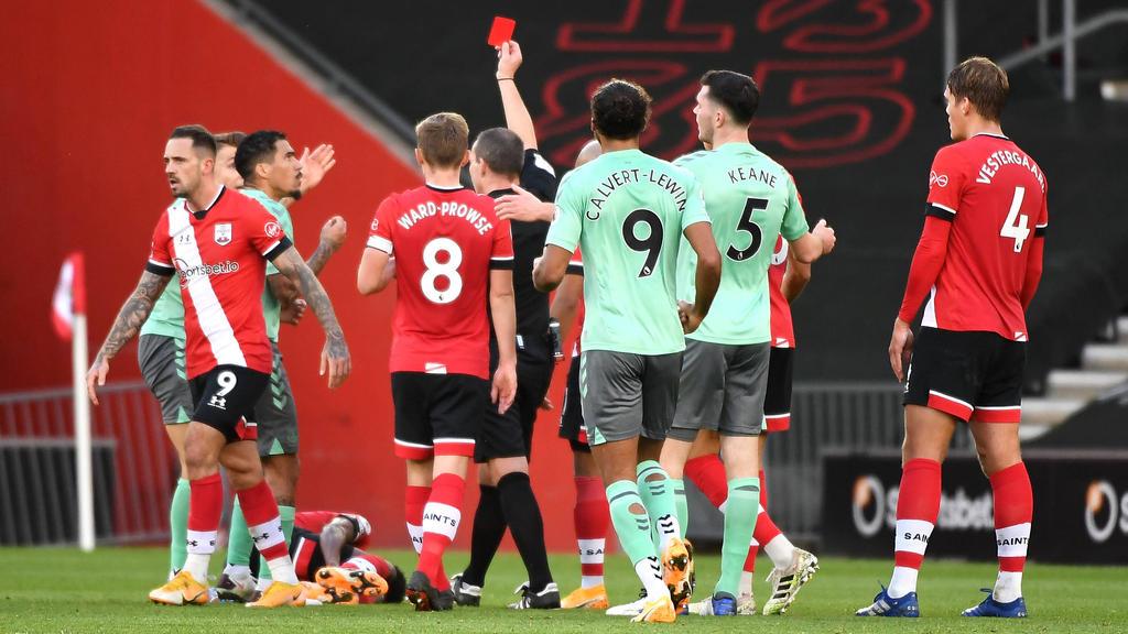 El Everton no ha tenido su día fuera de casa.