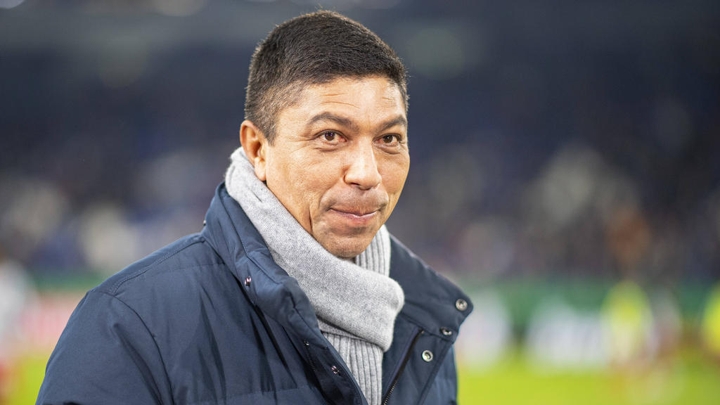 Der ehemalige Bayern-Stürmer Giovane Élber