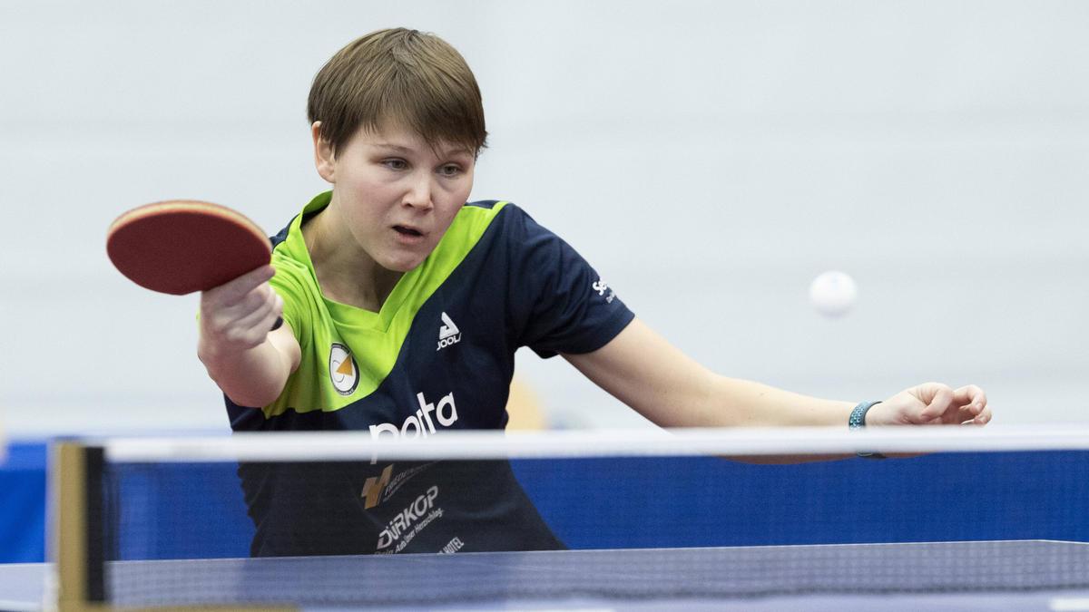 Nina Mittelham und Co. sicherten sich den Tischtennispokal
