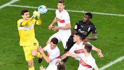 Gladbach schlägt den VfB Stuttgart im DFB-Pokal