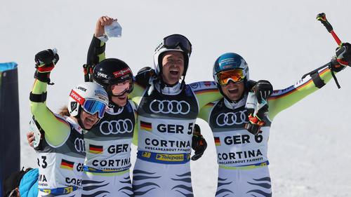 Das DSV-Team raste zu WM-Bronze