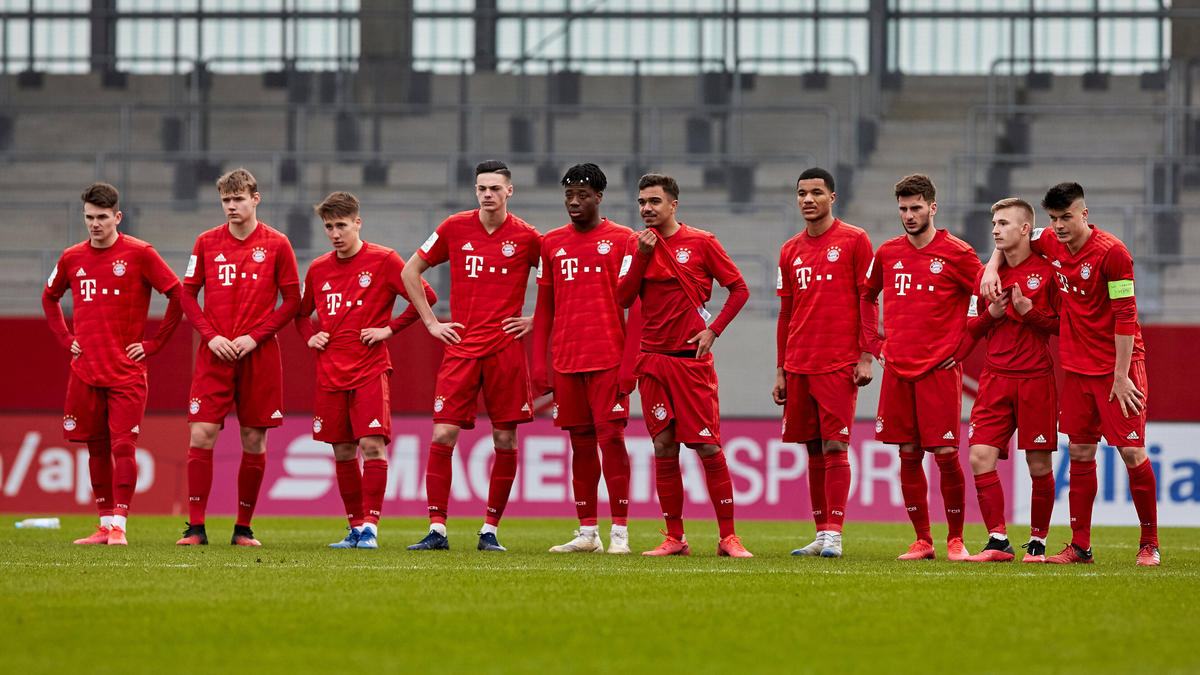 Die U19-Junioren des FC Bayern schieden in der vergangenen Ausgabe der Youth League im Achtelfinale aus