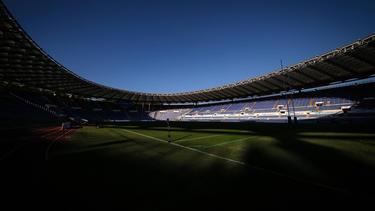 Das Stadio Olimpico in Rom