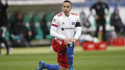Verlässt den HSV: Bobby Wood
