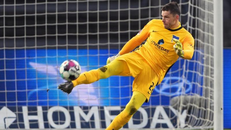 Rune Jarstein verlängert seinen Vertrag bei Hertha BSC