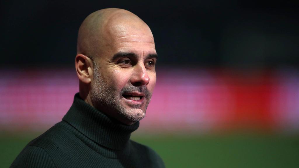 Pep Guardiola bietet sich als DFB-Assistent an