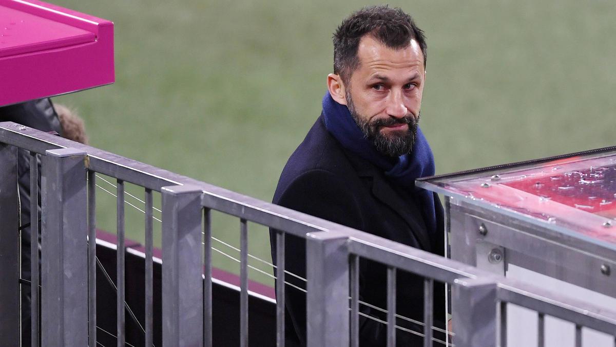 Hasan Salihamidzic sitzt beim FC Bayern wohl fest im Sattel