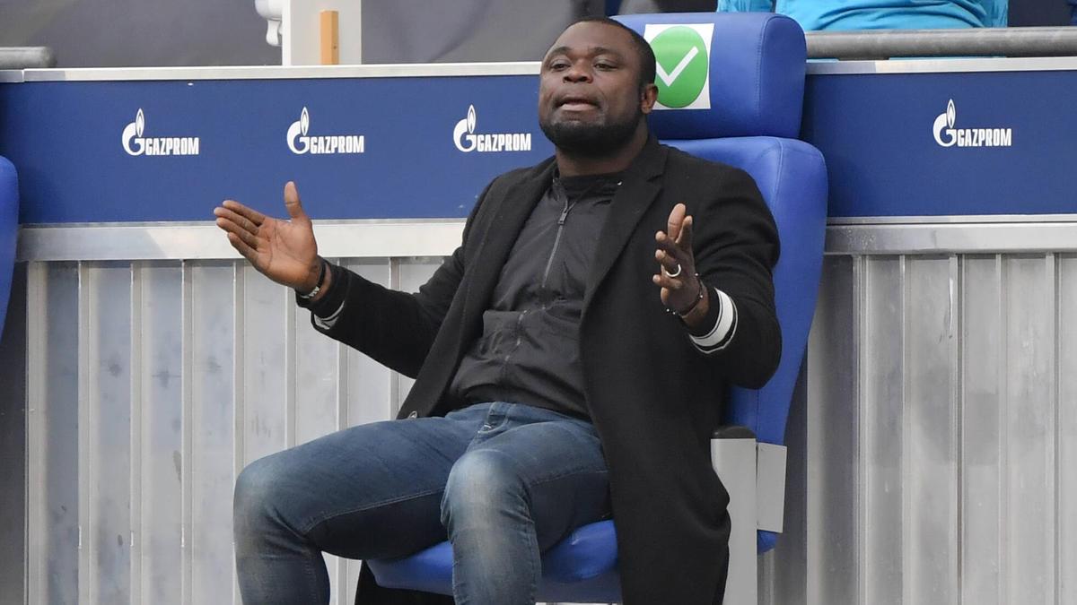 Gerald Asamoah hat mit dem FC Schalke 04 einiges vor