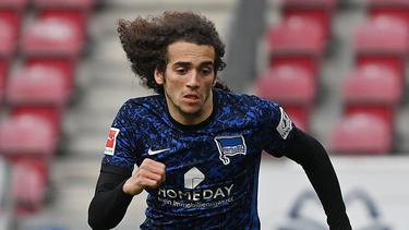 Matteo Guendouzi spielte zuletzt für die Berliner Hertha