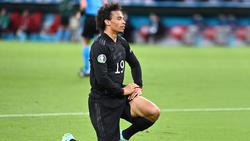 Leroy Sané vom FC Bayern steht in der Kritik