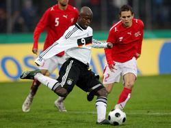 Deutsche U20 besiegt die Schweiz