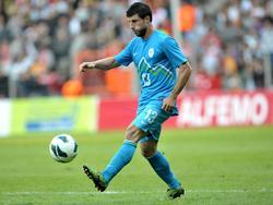 Bojan Jokić verletzte sich bei der slowenischen Nationalmannschaft