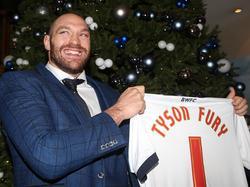 Tyson Fury - der neue Weltmeister