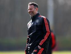 Giggs militó como jugador en el Manchester United entre 1990 y 2014. (Foto: Getty)
