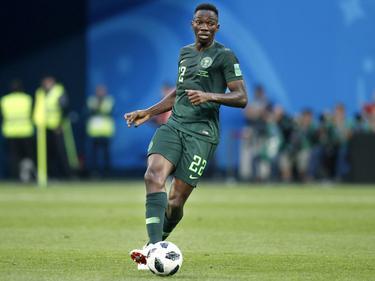 Omeruo disputó el último Mundial de Rusia con Nigeria. (Foto: Imago)