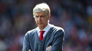 Ist aktuell noch im Ruhestand: Arsène Wenger