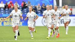 Die Frauen-Nationalteam belegt Platz zwei der Weltrangliste
