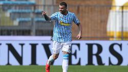 Andrea Petagna soll bei Eintracht Frankfurt auf dem Einkaufszettel stehen