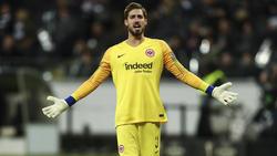 Kevin Trapp war nach der Punkteteilung mit Wolfsburg unzufrieden