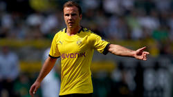 Verlässt Mario Götze den BVB im Winter?