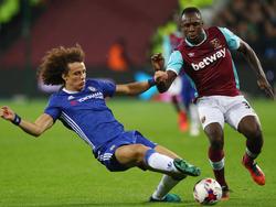 West Ham wirft Chelsea raus