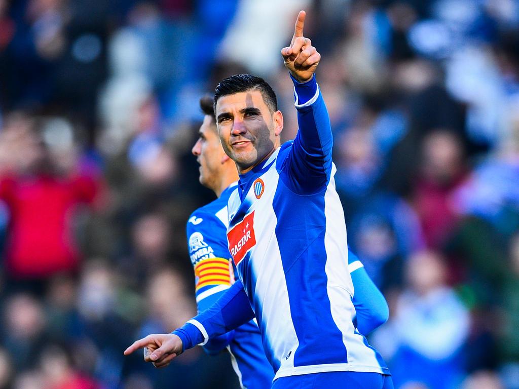 Reyes jugó hasta hace unos meses en el RCD Espanyol. (Foto: Getty)