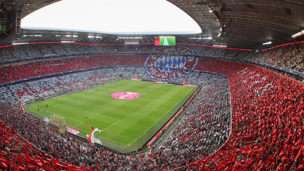Die Allianz Arena des FC Bayern wird wohl in Zukunft nicht mehr in