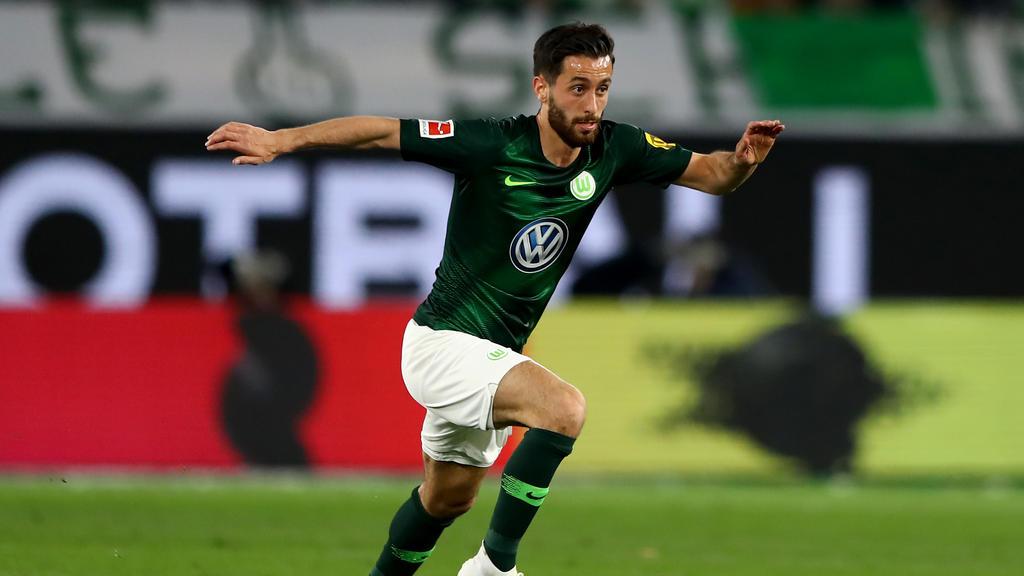 Yunus Malli ist beim VfL Wolfsburg unzufrieden