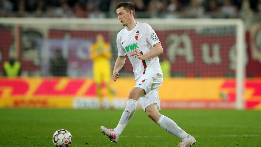 Michael Gregoritsch steht bei Werder Bremen auf dem Zettel