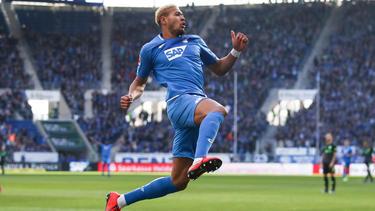 Joelinton demostró su olfato goleador en la Bundesliga.