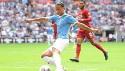 Leroy Sané hat sich gegen Liverpool verletzt