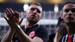 Ante Rebic jugará en la Serie A.