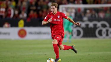 Louis Poznanski verlässt den FC Bayern in Richtung Werder Bremen