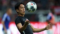 Makoto Hasebe könnte seine Karriere bei Eintracht Frankfurt fortsetzen