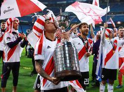 River es el vigente campeón de la Libertadores.