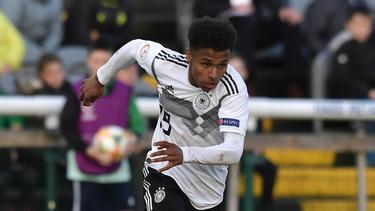 DFB-Youngster Karim Adeyemi gilt als Riesen-Talent
