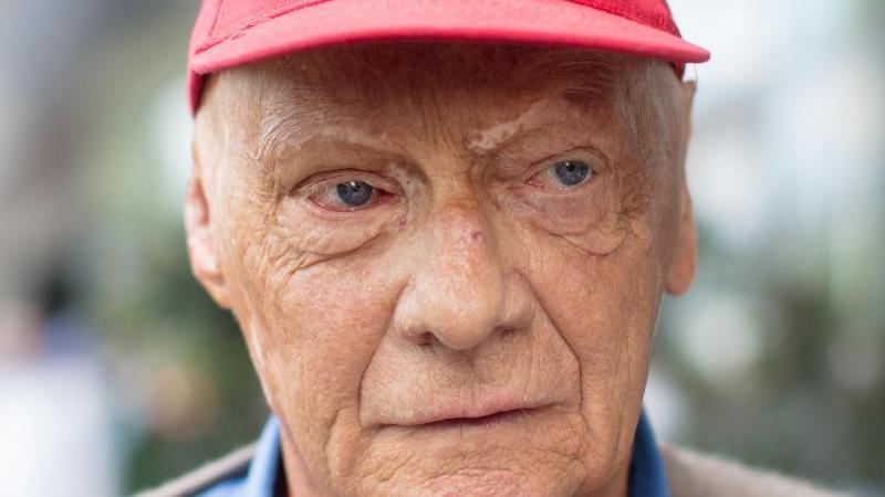 Niki Lauda wurde dreimal Formel-1-Weltmeister