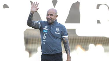 Abschied vom FC Santos: Jorge Sampaoli