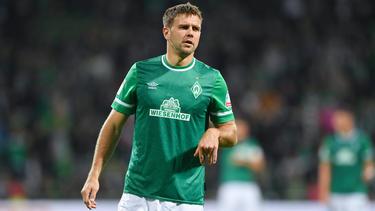 Niclas Füllkrug könnte Werder Bremen bald verlassen