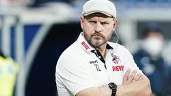 Zeigt sich nach den Sticheleien mit Rudi Völler versöhnlich: Köln-Coach Steffen Baumgart