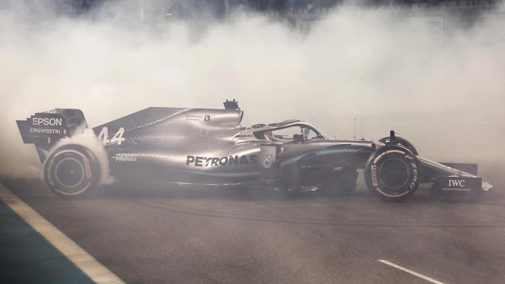 Mercedes hat eine Hörprobe des neuen Boliden veröffentlicht