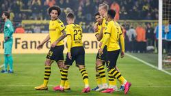 Der BVB gewann überzeugend gegen Eintracht Frankfurt