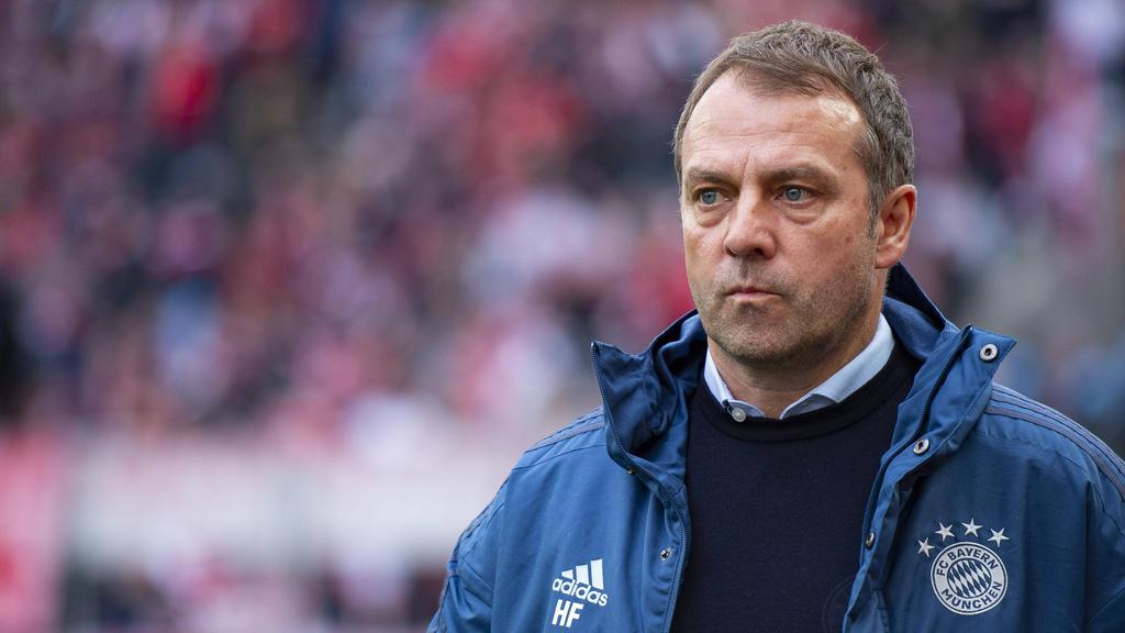 Wie lange bleibt Hansi Flick noch Trainer des FC Bayern München?