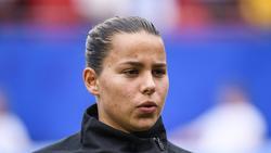 Neue Abwehrchefin der deutschen Frauen-Nationalmannschaft: Lena Oberdorf