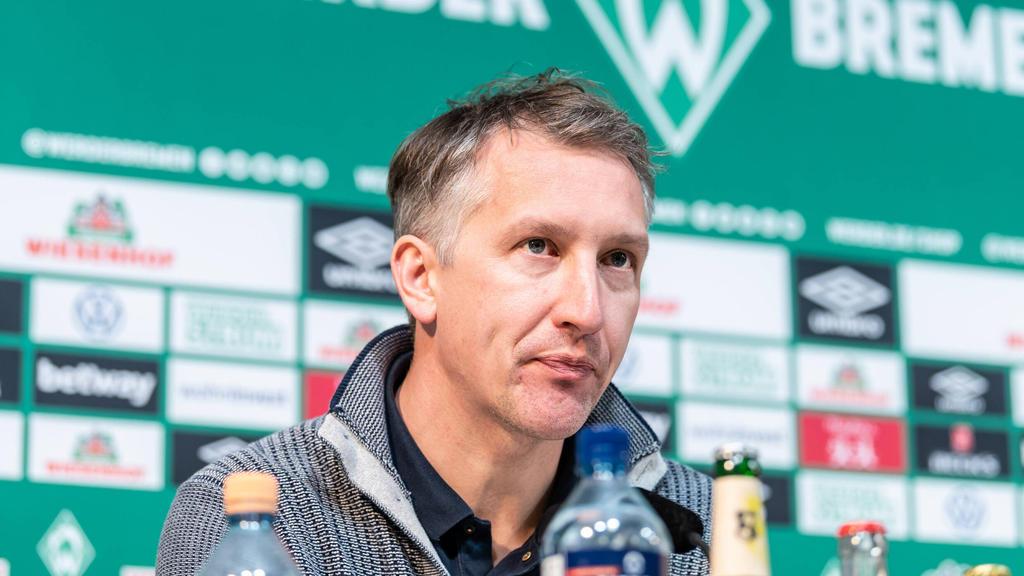 Geschäftsführer bei Werder Bremen: Frank Baumann