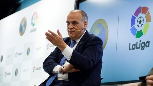 Liga-Präsident Javier Tebas